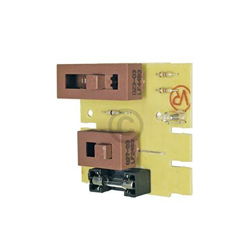 Schiebeschaltertafel DH Dunstabzugshaube 155036