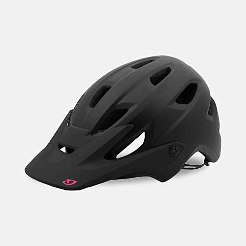 Giro Cartelle MIPS Womens Mountain Cycling Helmet - Small (51-55 cm), Matte Black/Pink (2019) -  7087340