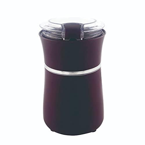 RunjinXinghe Máquina De Café Molinillo De Concentración Pequeño De Acero Inoxidable Eléctrico Adecuado para La Cocina De La Oficina En Casa Molinillo Simple para El Hogar