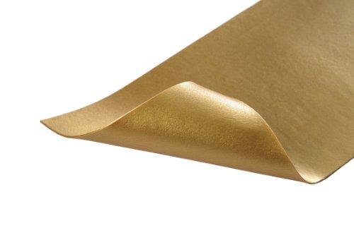 Stockmar Wachsfolien - Einzelfarben - 12 Folien 200x100x0,9 mm, Gold