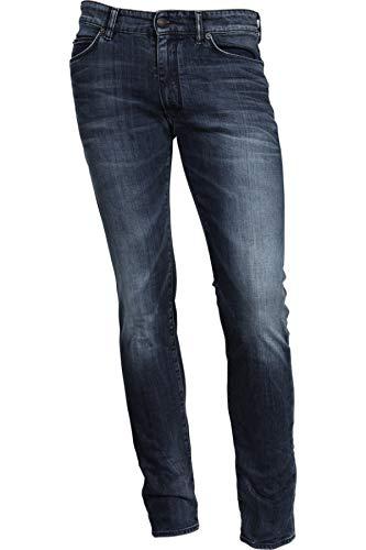 Drykorn Herren Jeans Jaw in dunkelblauer Waschung 34W / 32L