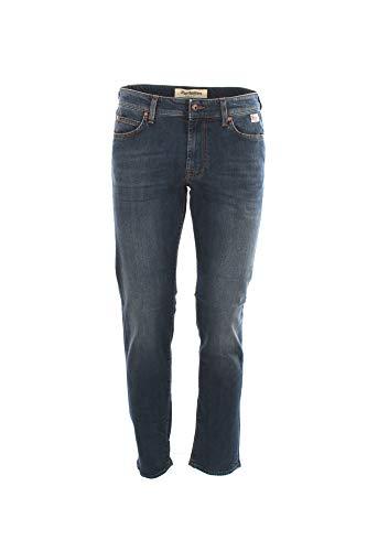 Pantalone Roy Rogers Jeans 517 ELAS.WEARED 10 PANTAL.Uomo Denim RRU075D0210028 40