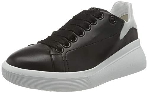 HÖGL Damen Wave Schwarz/Weiss 5 1-103900 Sneaker