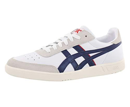 ASICS Tiger Unisex Gel-Vickka TRS Shoes, 10.5M, White/Peacoat