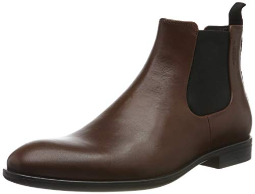Vagabond Herren Harvey Chelsea Boots, Braun (Dark Brandy 41), 45 EU