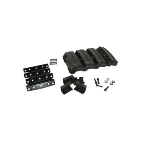Thule 3030 Montage Kit Für Rapd Fixpoint Xt Fixpunktfußsatz 751 Auto