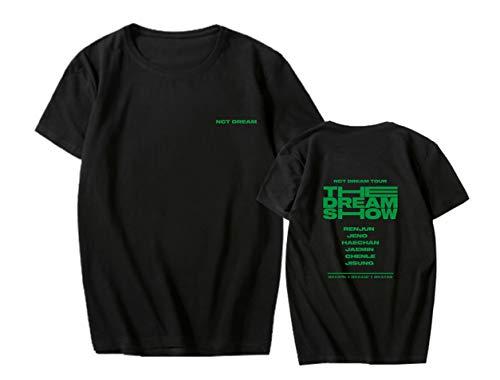 ACEFAST INC Kpop NCT Dream Shirt The Dream Show Tour T Shirt Jaemin Jeno Haechan Jisung Tee Shirt Tops