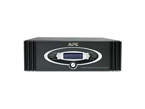 APC S20BLK AV Black Network Manageable 1.25kW S Type Power Conditioner