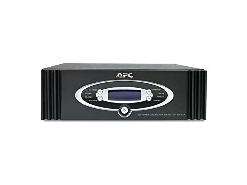 Buy Bargain APC S20BLK AV Black Network Manageable 1.25kW S Type Power Conditioner