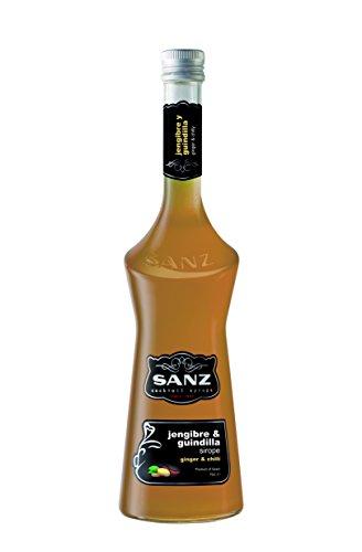 Ingwer & Chili Sirup Sanz I Cocktailsirup, 0,7 L