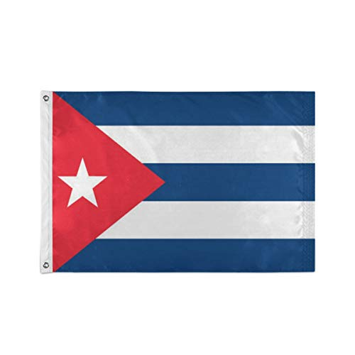 Bardische Cubaanse vlag