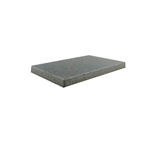 Lava Steak Stone Platter Set, Hot Stone Grill Koken Steak Set, Lava Grillsteen slate