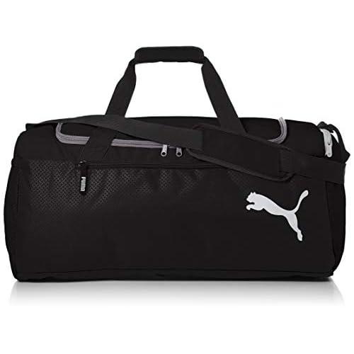 Puma Fundamentals Sports Bag L, Borsa Unisex Adulto, Nero Black), Taglia Unica