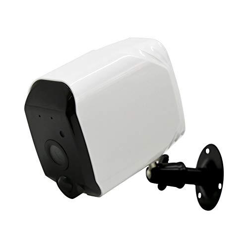 ZXCV Cámara De Vigilancia De Baja Potencia con Batería De Larga Duración De 130 Grados Cámara Gran Angular
