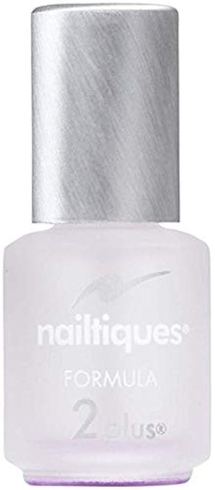 ゆりかごゾーンメカニックアメリカで一番売れている 爪強化 ベースコート Nailtiques Formula 2 0.25 Ounce