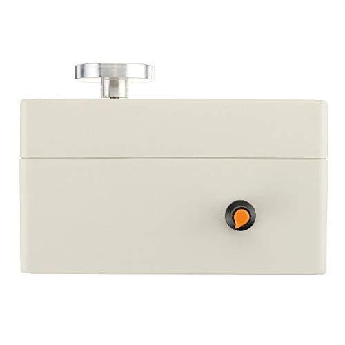 QXY ZYQ 4.5cm 2000R / M USB Mini eléctrico Torno de alfarero de cerá