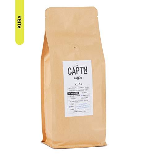 Kuba Kaffee Gemahlen | 100% Arabica Single Origin | 500 G | Direkt Gehandelt | Schonend Trommelgeröstet | Handverpackt