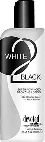 Devoted Creations Lotion bronzante ultra avancée White 2 Black