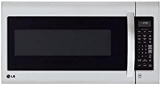 LG LMV2031ST Stainless Steel 2.0 Cu. Ft.  Over-the-Range Microwave