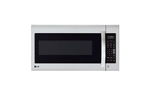 LG LMV2031ST Stainless Steel 2.0 Cu. Ft. Over-the-Range...