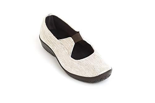 Arcopedico White Flare Leina Shoe 9.5-10 M US
