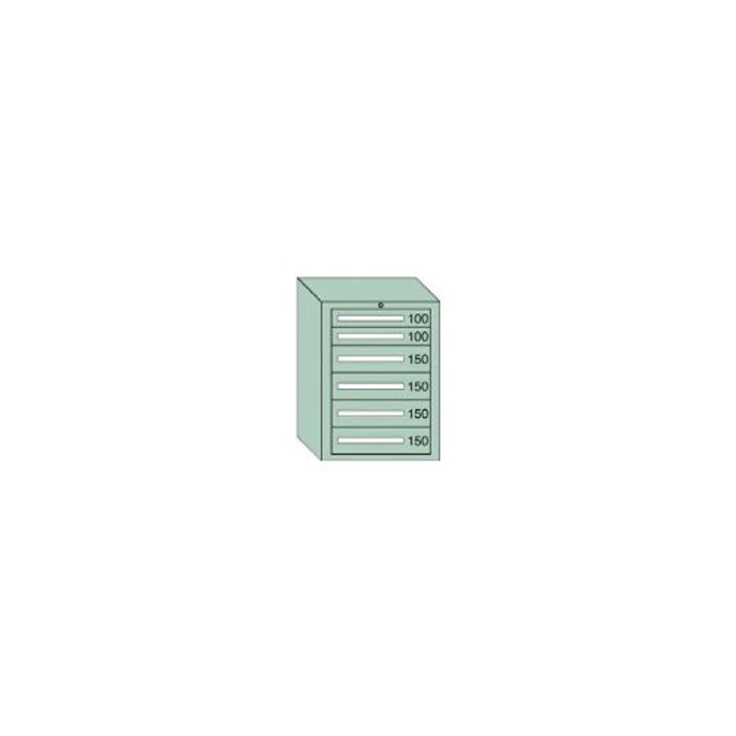スピーカーテナント愛されし者OS 軽量キャビネット5型 最大積載量400kg 引出し2×4段【5804】 (販売単位:1台)