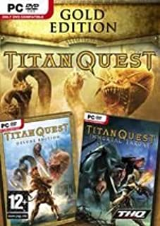 Titan Quest Gold Edition (inclus add-on ITA) (B000LW9QM0) | Amazon price tracker / tracking, Amazon price history charts, Amazon price watches, Amazon price drop alerts
