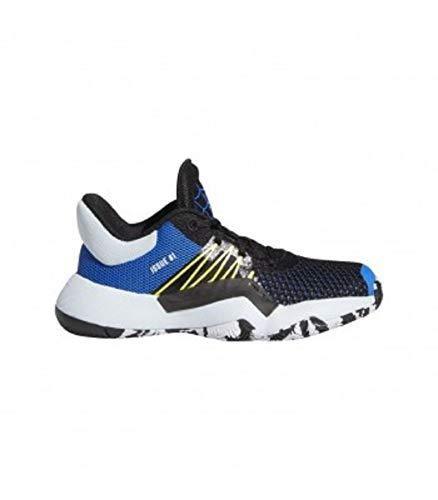 Adidas D.O.N. Issue 1 Basketballschuhe, Blau, Mehrfarbig - mehrfarbig - Größe: 33 EU