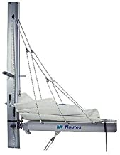 Nautos 001FS - Lazy Jack System - Type A - Small Size - with 4 Furling Straps
