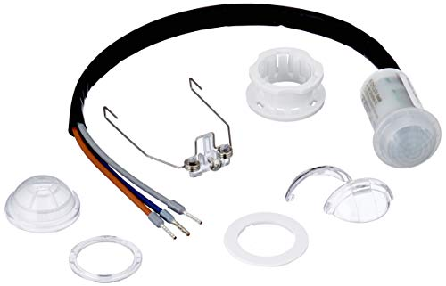 ESYLUX 5142212 Deckenbewegungsmelder 360 Grad, Circa 6 m, 230 V, MD-C 360I-6 Mini, weiß