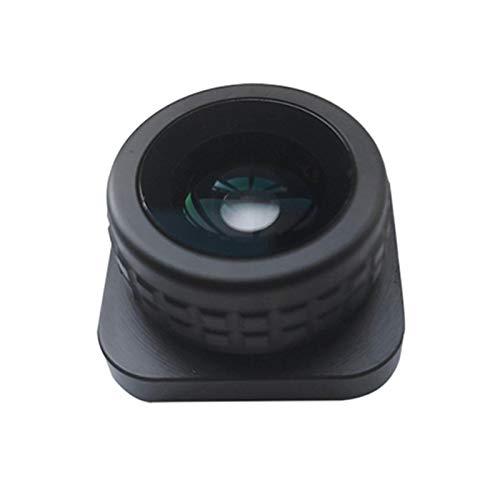 Fisheye Obiettivo per Go Pro Hero 9 fotocamera Fish Eye Lens Filtro Fotografia Multi Rivestito, Fotocamera Sportiva Fisheye Obiettivo di Ricambio Obiettivo Protettivo Standard per Go Pro Hero 9