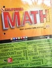 Best california math ccss volume 2 Reviews