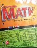 California Math Course 2 Volume 1