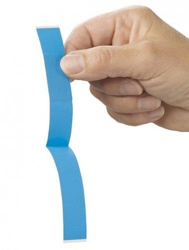 Medicalcorner24 Detectable Fingerpflaster - 180 x 20 mm Wundpflaster 30 Stück, detektierbare Pflaster für Lebensmittelindustrie