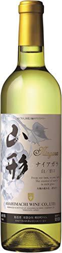 朝日町ワイン山形ナイアガラ[白ワイン甘口日本720ml]