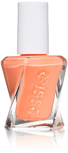 essie Gel Couture 2-Step Longwear Nail Polish, Looks To Thrill, Coral Nail Polish, 0.46 fl. oz.