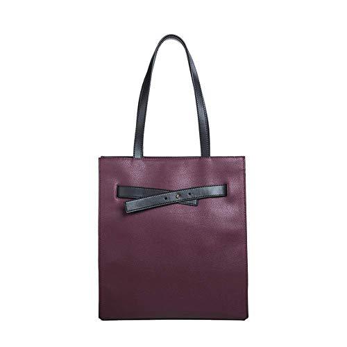 Mode casual eenvoudige handtas grote capaciteit handtas boodschappentas reistas casual portemonnee, geschikt voor dating winkelen