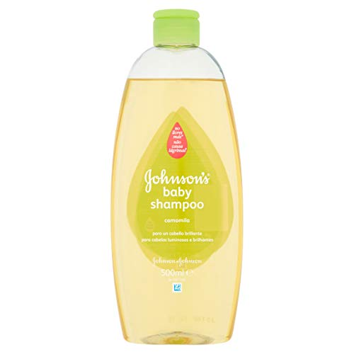 JOHNSON'S - CAMOMILA Shampoo 500 ml - unisex