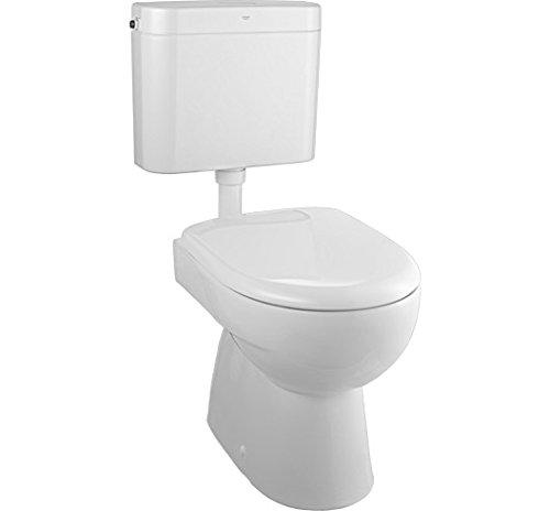 Ceravid Keramag Classic Tiefspül-WC 6l, Abg. is/Set yC02111000