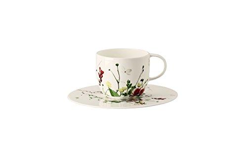 Rosenthal Brillance Kaffeetasse 2-TLG. Fleurs Sauvages