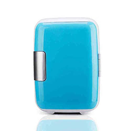 FISHD réfrigérateur de Voiture Portable avec,Boîte Isotherme congélateur Conteneur Camping glacière Voiture Camping Froid Double réfrigérateur Mini-Usage Réfrigéré et congelé,Blue