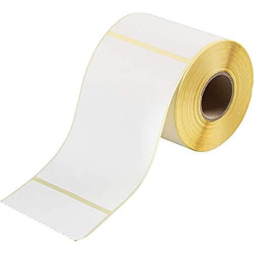 packer PRO Etiquetas Térmicas Directas Adhesivas para Transporte, 334 Etiquetas por Rollo, 100x148mm