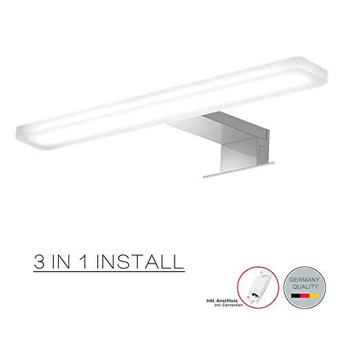 LED Wandleuchte KENT 6W 12W 18W Flur Wohnzimmer Esszimmer Spiegelleuchte