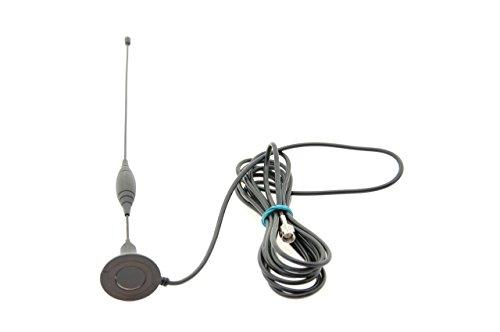 Alda PQ antenne met magneetvoet voor 2G (GSM), 3G (UMTS) met SMA/M stekker en 2,5 m kabel 5 dBi windingen