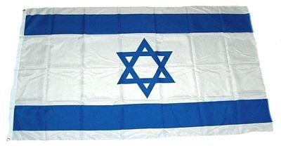 Flagge Fahne Israel 90 x 150 cm FLAGGENMAE®
