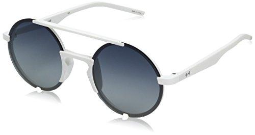 Polaroid PLD 6016/S Z7 VK6 50 Gafas de Sol, Blanco (White/Blue SF Polar), Unisex Adulto