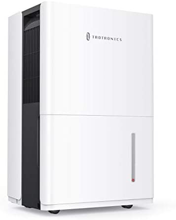 TaoTronics Dehumidifier with Pump 50 Pint for 4500 Sq Ft Energy Star Dehumidifier for Basement product image