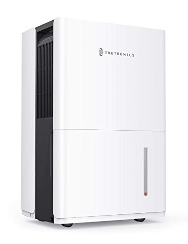 TaoTronics Dehumidifier with Pump 50 Pint for 4500 Sq. Ft, Energy Star Dehumidifier for Basement...