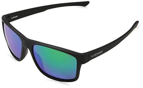 Cébé Unisex– Erwachsene Baxter Sonnenbrillen Soft Touch Black Large
