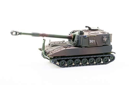 Arwci ACE 85005014 1/87 Panzerhaubitze M-109 Jg79 Langrohr camo, K-Nr. 301 Die- Cast, Sammlermodelle
